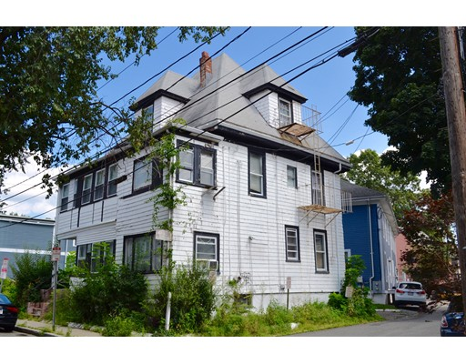 50-52 Washburn Avenue, Cambridge, MA 02140