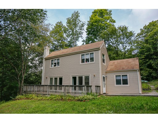 134 Frizzell Hill Road, Leyden, MA