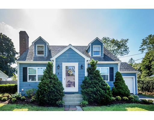 8 Willow, Wakefield, MA