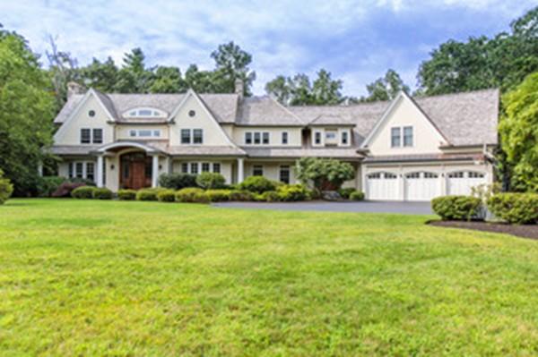 300 Glen Rd, Weston, MA, 02493,  Home For Sale