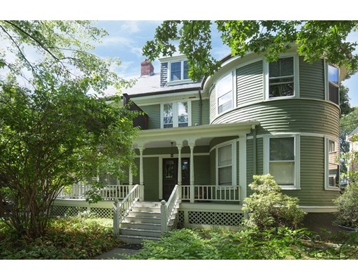 25 Highland Avenue, Cambridge, MA 02139