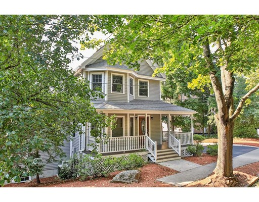 73 Beecher Place, Newton, MA 02459