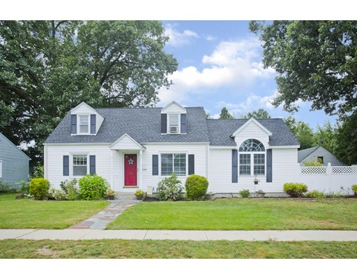 43 Queen Avenue, West Springfield, MA