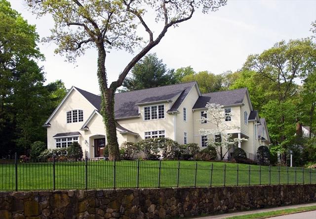 19 Lanark Rd, Wellesley, MA, 02481,  Home For Sale