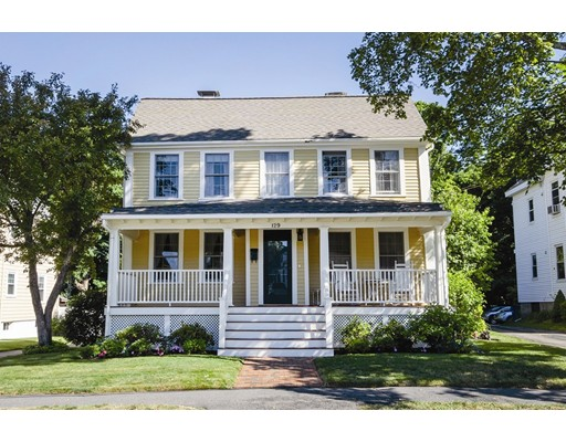 129 Norwood Avenue, Newton, MA
