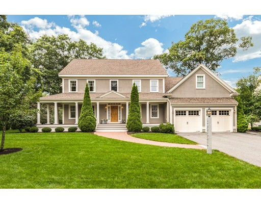 28 Woodcliffe, Lexington, MA