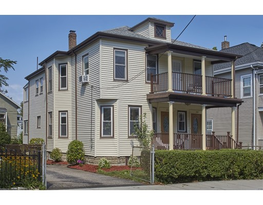 157-159 Chilton Street, Cambridge, MA 02138