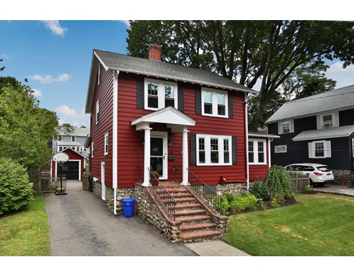 33 Norman Road, Melrose, MA