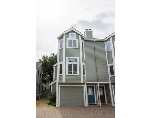 6 Rollins Court, Cambridge, MA 02139