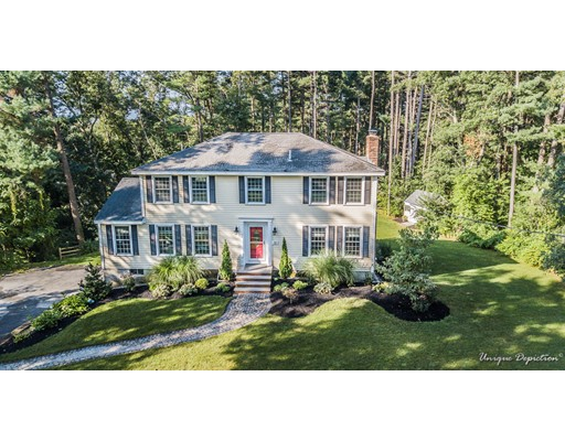 22 Woodhaven Drive, Andover, MA