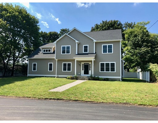 8 WHITTIER Road, Natick, MA