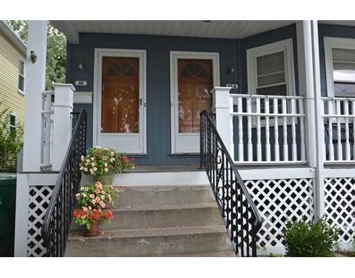 46- 46A Sheridan Avenue, Medford, MA 02155