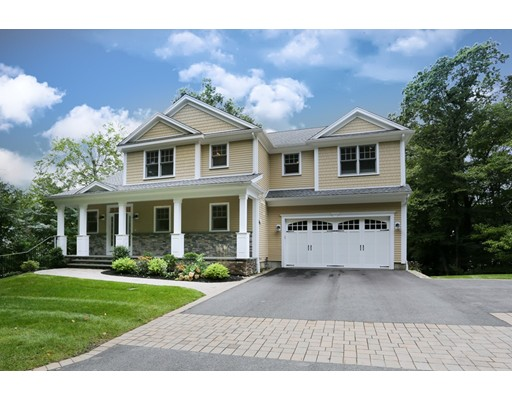 415 WARREN Street, Needham, MA