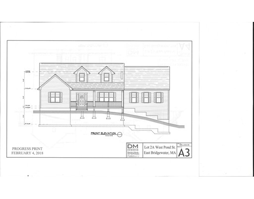 Lot 4 West Pond Street, East Bridgewater, MA