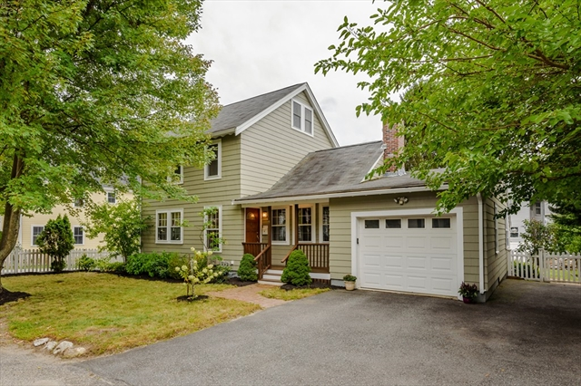 9 Birch St, Belmont, MA, 02478, Middlesex Home For Sale