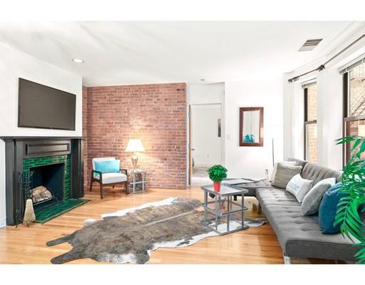 87 Gainsborough Street, Boston, MA 02115