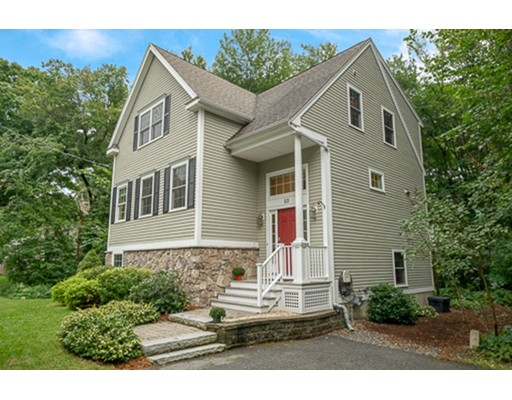 23 CRITERION Road, Reading, MA