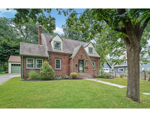 1 Parker Road, Winchester, MA