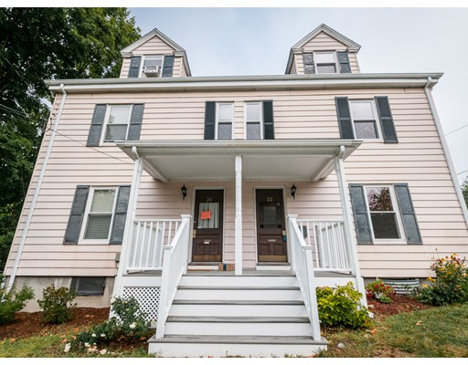 22 Irving Park, Watertown, Ma 02472