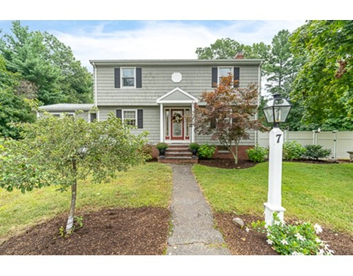 7 Eugley Park EAST, North Reading, MA