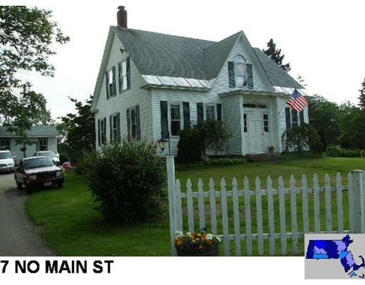7 N Main Street, Berkley, MA