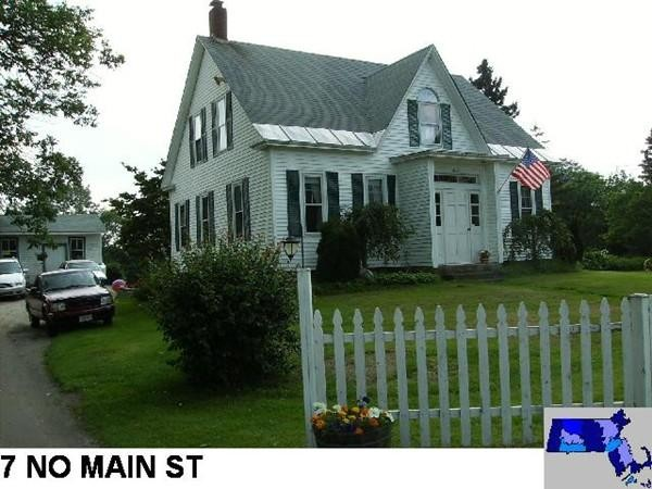 7 N Main StreetBerkley MA 02779 MLS Number 72395779