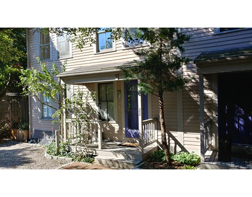 22 White Place, Brookline, Ma 02445