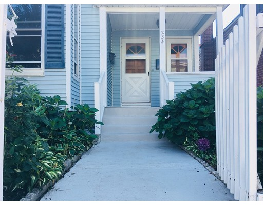 234 Pearl, Somerville, Ma 02145