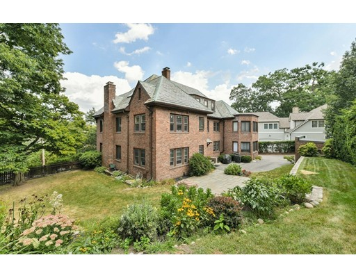 7 Rawson Road, Brookline, MA 02445