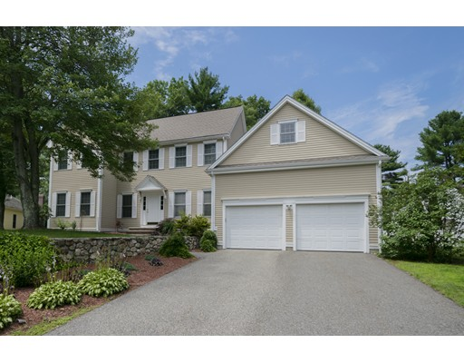 1 Granger Pond Way, Lexington, Ma 02420