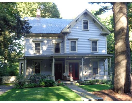 17 Chestnut Street, Wellesley, Ma 02481