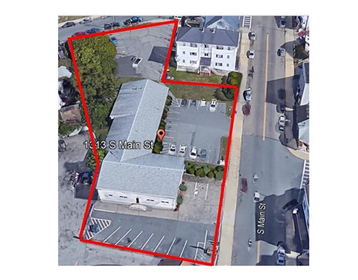 1313 S Main St, Fall River, MA 02724