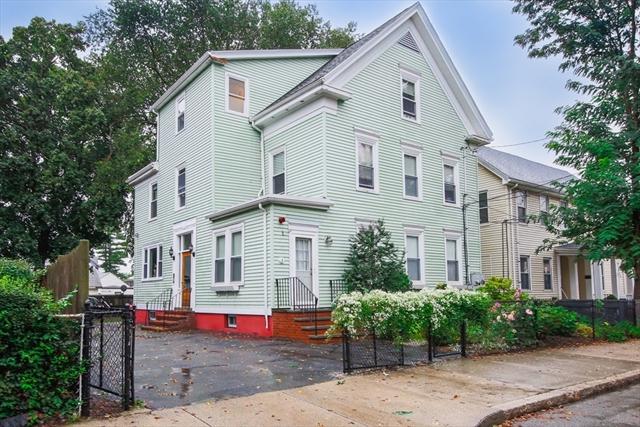 4 Webster Street, Somerville MA