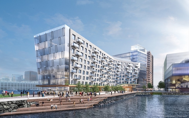 300 Pier 4 Blvd, Boston, MA, 02210, Seaport District Home For Sale