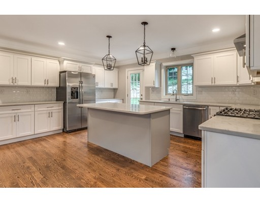 OPEN HOUSE SUNDAY 10/21 12:30-2:00. **.  NEW CONSTRUCTION IS A SPECIAL PLEASURE !   COME SEE THIS IMPRESSIVE 8 RM COLONIAL BRAND NEW -   BUILT BY WEST ROXBURY'S PREMIER BUILDER *  4 BEDROOMS/ 2 1/2 BATHS ** SPACIOUS 1ST FLOOR  FAMILY RM  WITH BEAUTIFUL WINDOWS AND EASY GAS FIREPLACE * GORGEOUS GOURMET KITCHEN W/ GRANITE ISLAND * TOP OF THE LINE SS APPLIANCES & LIGHTING * SLIDERS TO PATIO OVERLOOKING BEAUTIFUL YARD * CHARMING FRENCH DOORS TO HOME OFFICE OR  HANDY 1ST FLOOR BEDROOM  FOR GRANDMA  :)   HOSTESS DINING RM *  ROMANTIC MASTER SUITE W/ LOVELY  TILE BATH *  GARAGE 2 CAR PARKING TANDEM THIS HOME WILL PLEASE THE FUSSIEST BUYER