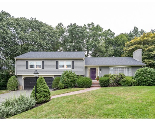 11 Crestview Road, Belmont, MA
