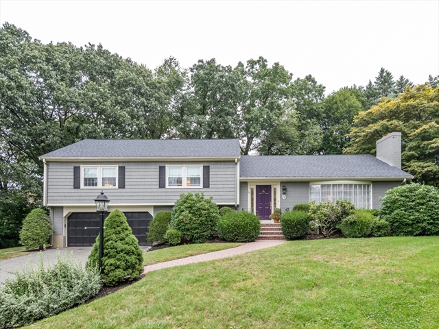 11 Crestview Rd, Belmont, MA, 02478,  Home For Sale