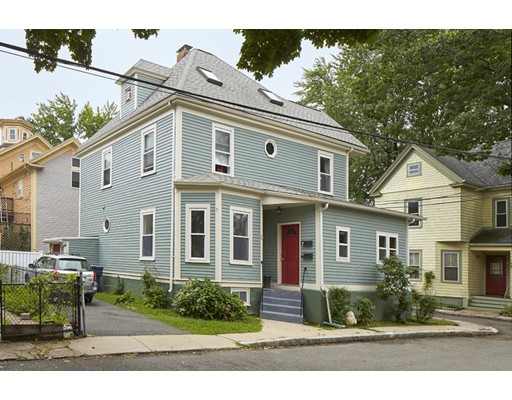 4 Saginaw Avenue, Cambridge, MA 02140