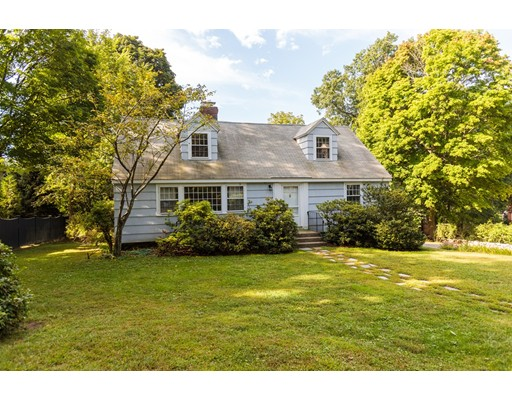 45 Seaward Road, Wellesley, MA