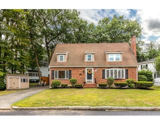 71 Sheffield Road, Melrose, MA