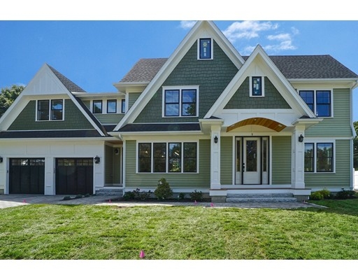 5 JARVIS Circle, Needham, MA