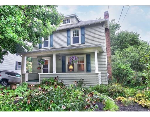 107 Whitcomb Avenue Boston MA 02130