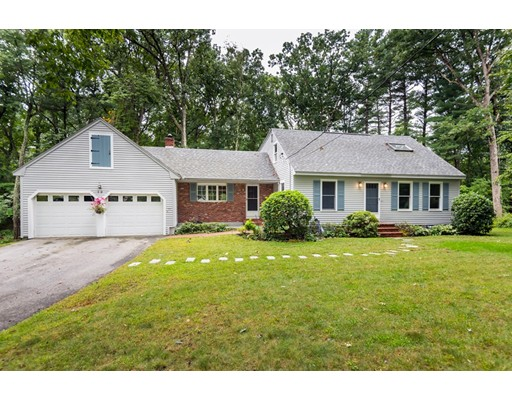 12 Lancaster Place, Andover, MA