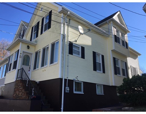 40 Dudley Street, New Bedford, MA