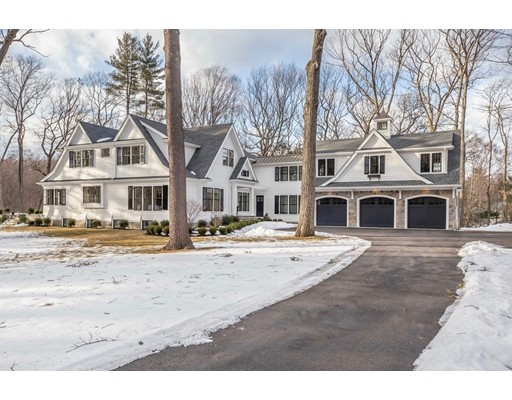 37 Old Farm Road, Wellesley, MA