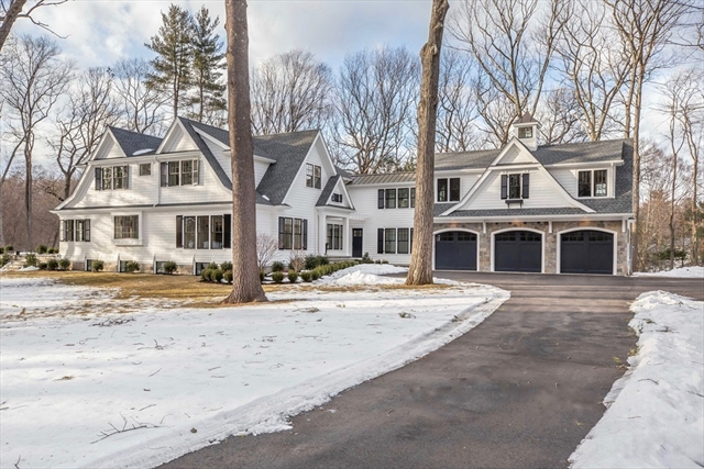 37 Old Farm Rd, Wellesley, MA, 02481,  Home For Sale