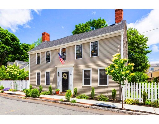 25 Milk Street, Newburyport, MA
