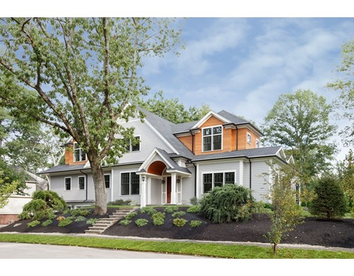 30 Aston Road, Brookline, MA