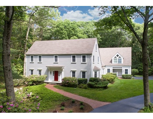 27 Saddle Hill Road, Weston, MA