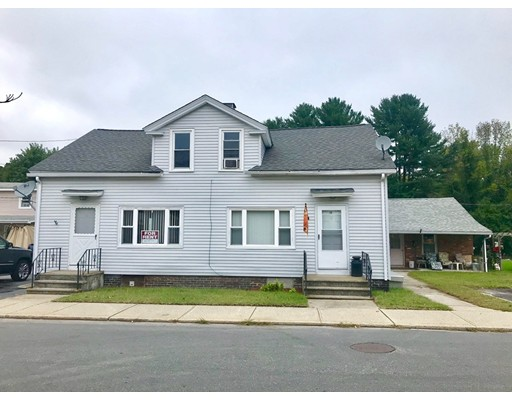 Great Investment Opportunity with 2 Homes, Duplex and a Ranch on 1 Large Lot Totaling 3 Units! Tenant Paid Separate Utilities, Separate Basements with Laundry Hook Ups, Off Street Parking and Development Potential with Back Land Frontage on a Paper Road!